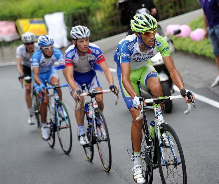 Eros Capecchi Eros Capecchi wins 18th stage at Giro dItalia Alberto Contador