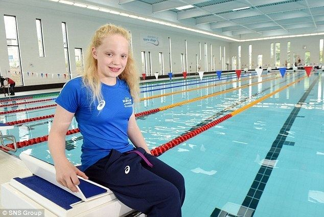 Erraid Davies Schoolgirl Erraid Davies becomes youngestever winner of a