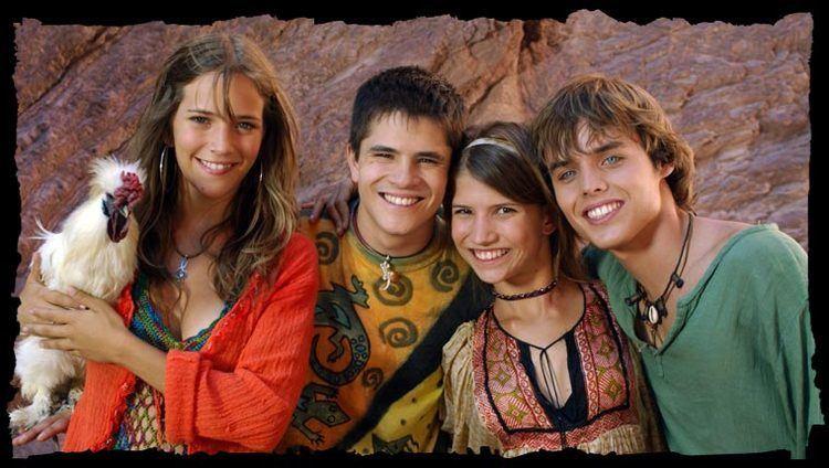 Erreway: 4 caminos Erreway 4 caminos 2004
