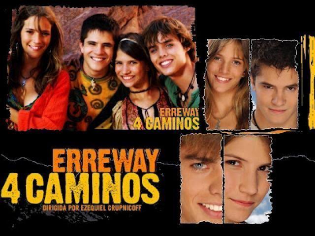 Erreway: 4 caminos Ranking de ERREWAY 4 CAMINOS PELCULA RECOMENDADA PARA JOVENES
