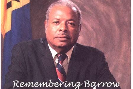 Errol Barrow REMEMBERING BARROW Student impressed by Errol Barrow