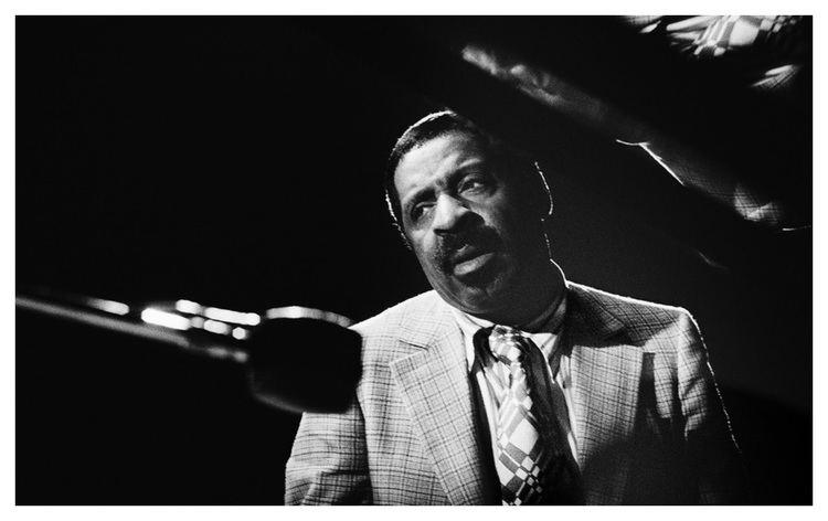 Erroll Garner Erroll Garner Milano 1971 Jazzinphoto