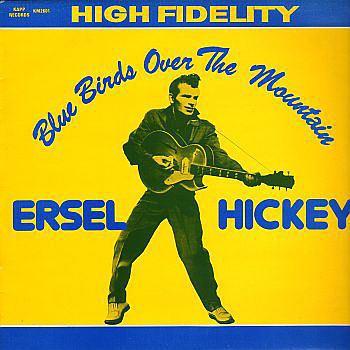 Ersel Hickey Kapp 2601 LP RCS Comp Track Listing