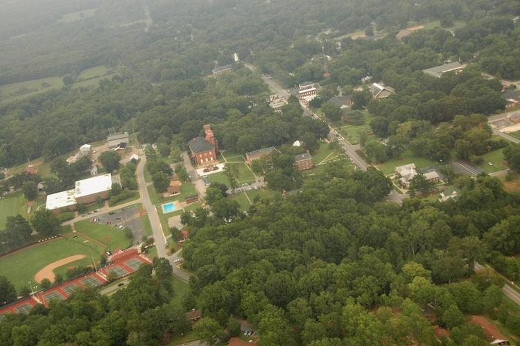 Erskine College-Due West Historic District