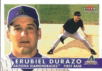 Erubiel Durazo The Trading Card Database Erubiel Durazo Gallery 2001