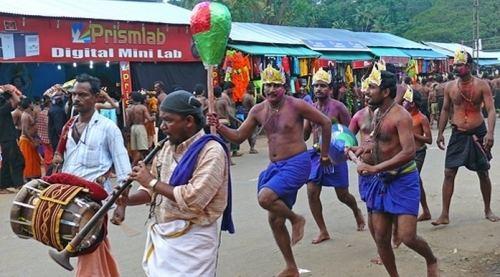 Erumely Erumely Pettathullal held Kerala9com