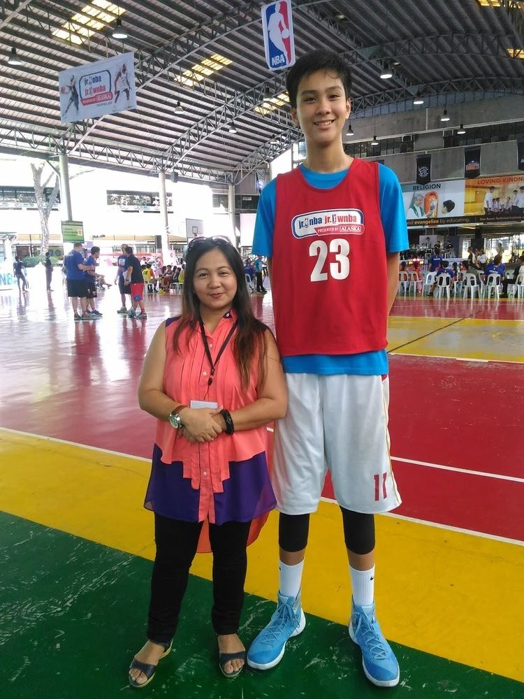 Ervin Sotto Amazing Jing for Life Philippine Basketballs future looking bright