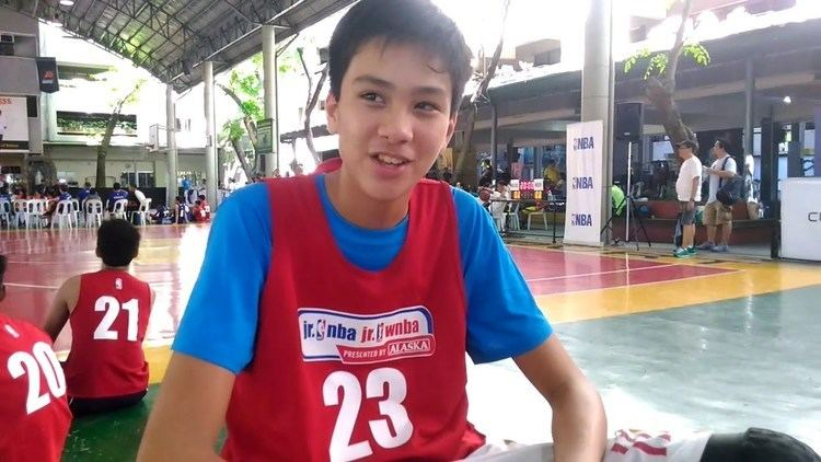 Ervin Sotto Jr NBA Ph Jr WNBA Ph aspirant Kai Sotto YouTube