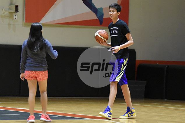 Ervin Sotto Teen prodigy Kai Sotto invited to join Batang Gilas youth program