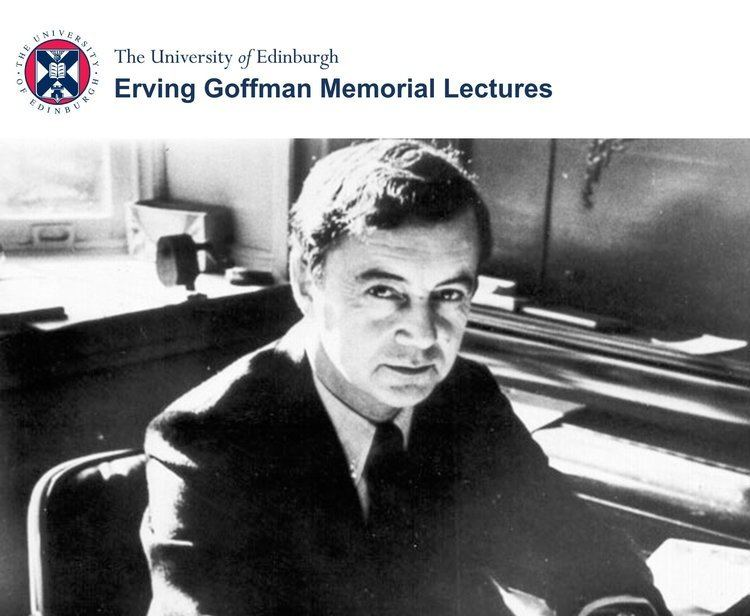 Erving Goffman Goffman Memorial Lecture Events Sociology