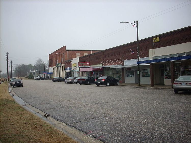 Erwin Commercial Historic District