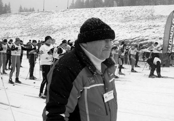 Erwin Fiedor Zmar Erwin Fiedor Olimpijczyk z Koniakowa Gazetacodzienna