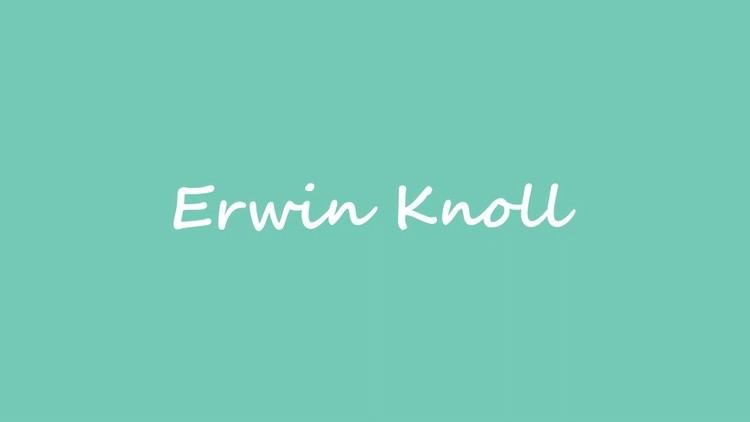 Erwin Knoll OBM Journalist Erwin Knoll YouTube