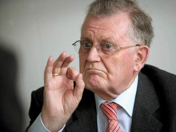 Erwin Teufel Sdwest 60 Jahre BadenWrttemberg Erwin Teufel