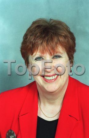 Eryl McNally Topfoto Preview 0412653 ERYL McNALLY MEP Labour MEP for
