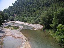 Erymanthos (river) httpsuploadwikimediaorgwikipediacommonsthu