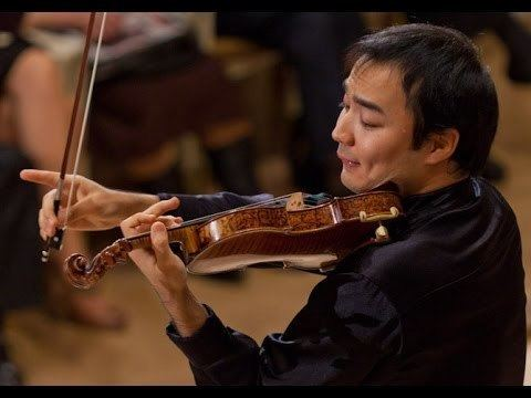 Erzhan Kulibaev Erzhan Kulibaev plays Tchaikovsky Violin Concerto at 14th