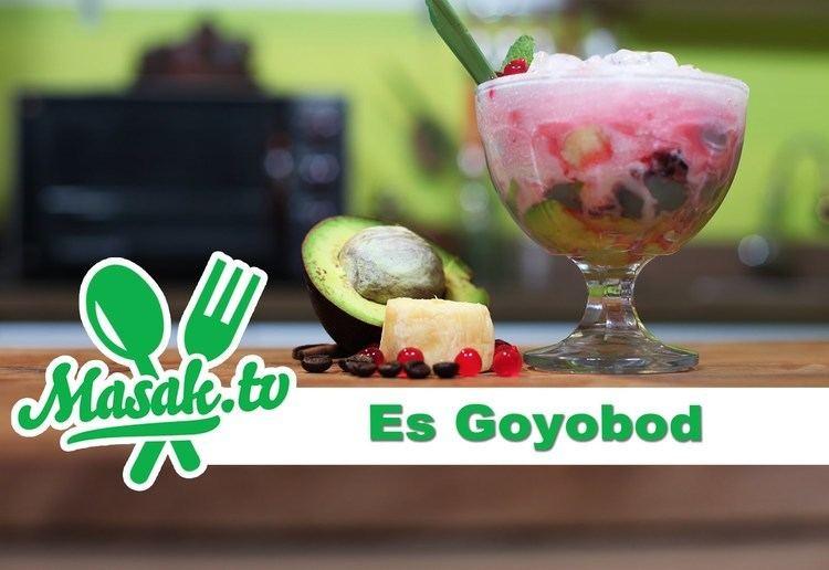Es goyobod Es Goyobod Minuman 020 YouTube