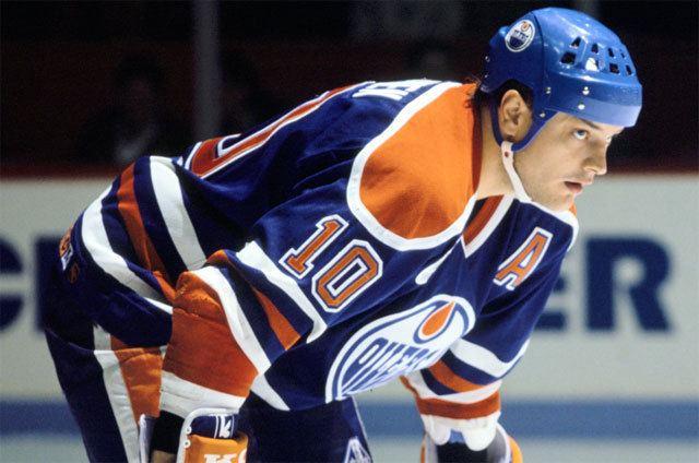 Esa Tikkanen The Top 100 Edmonton Oilers of All Time Esa Tikkanen