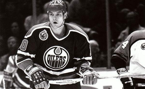Esa Tikkanen Oil Drop Oilers History Esa Tikkanen 1991 Playoff Performance
