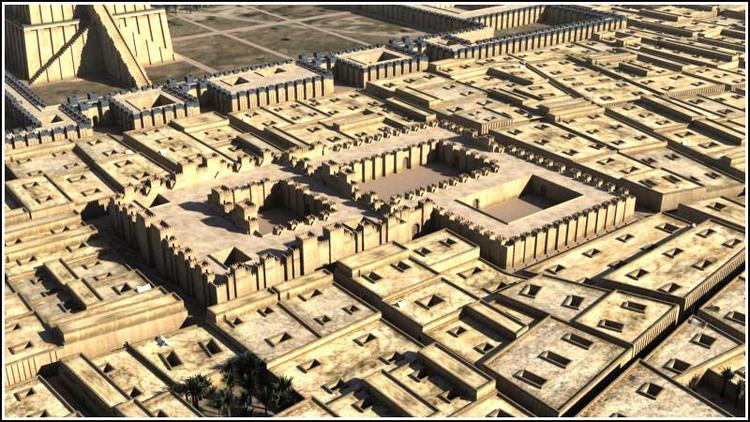 Esagila Babylon 3D