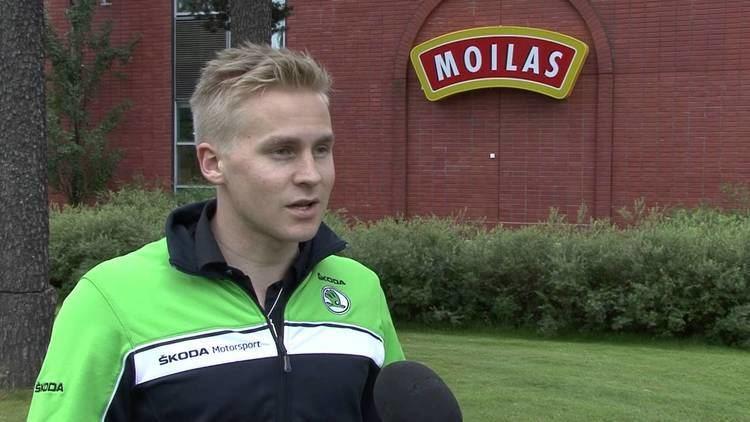 Esapekka Lappi KODA WRC Neste Rally Finland Esapekka Lappi vastaa osa 1 YouTube
