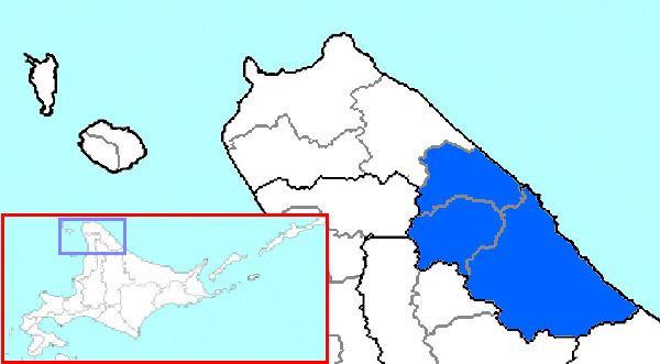 Esashi District, Hokkaido