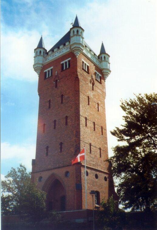 Esbjerg Water Tower