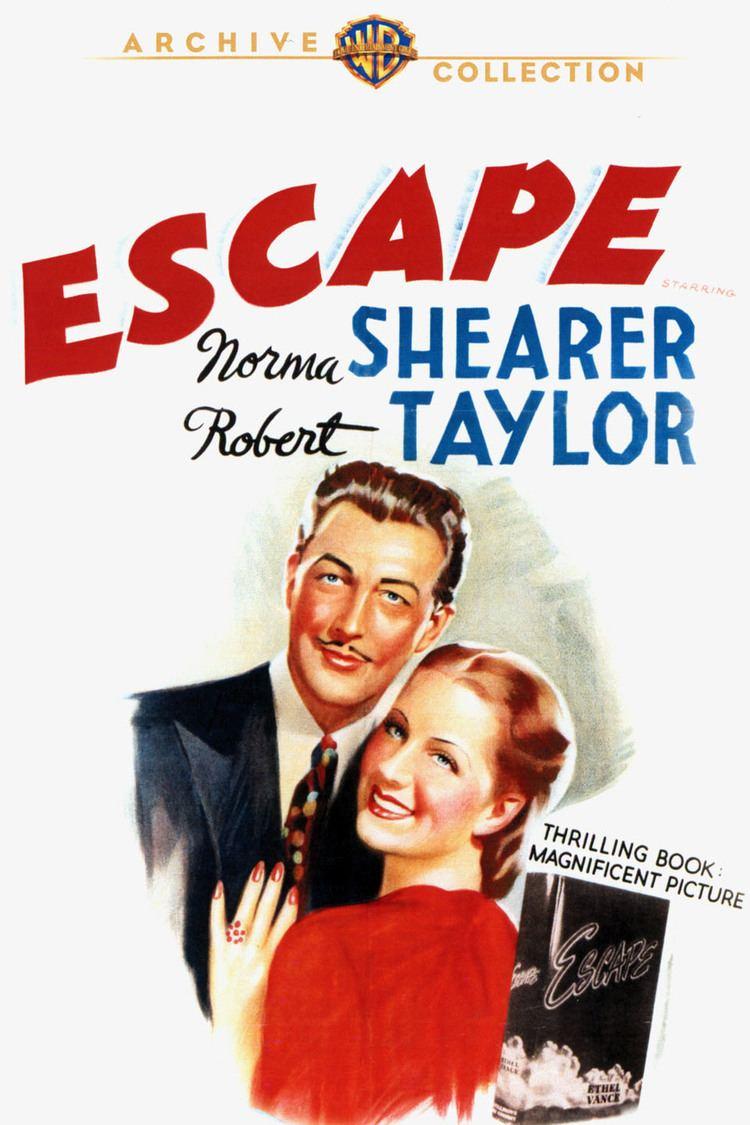 Escape (1940 film) wwwgstaticcomtvthumbdvdboxart4250p4250dv8