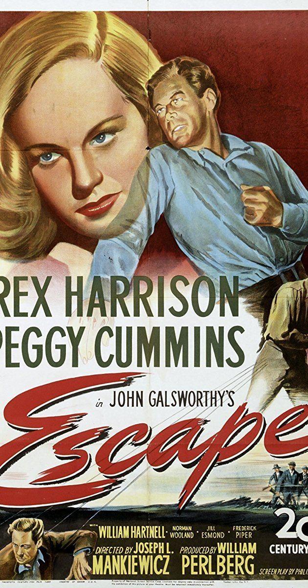 Escape (1948 film) Escape 1948 IMDb