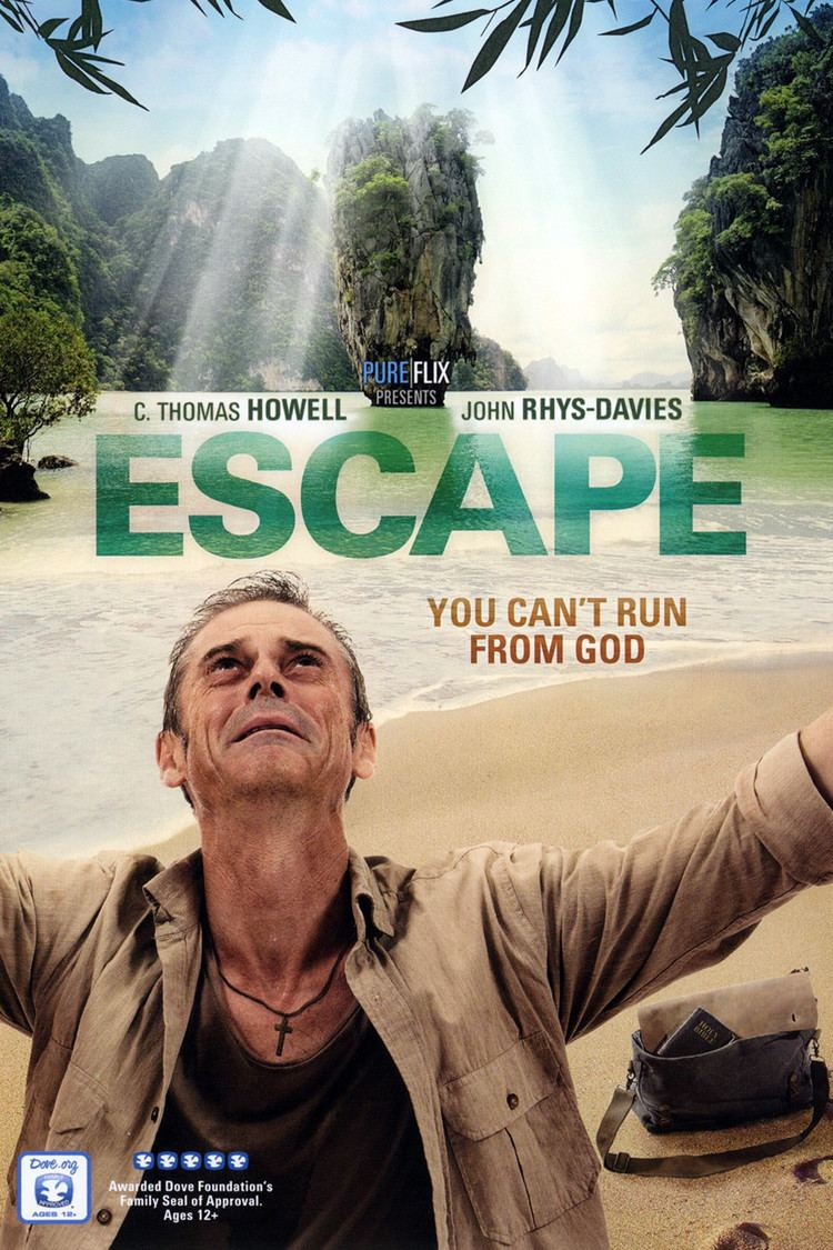 Escape (2012 American film) wwwgstaticcomtvthumbdvdboxart9334629p933462