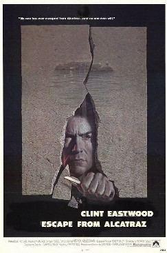 Escape from Alcatraz (film) Escape from Alcatraz film Wikipedia