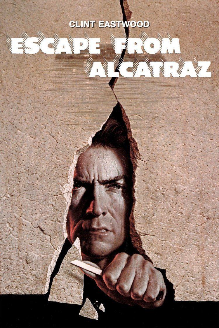 Escape from Alcatraz (film) wwwgstaticcomtvthumbmovieposters3635p3635p