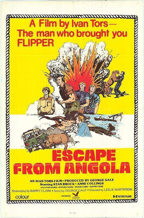 Escape from Angola httpswwwmoviepostercompostersarchivemain4
