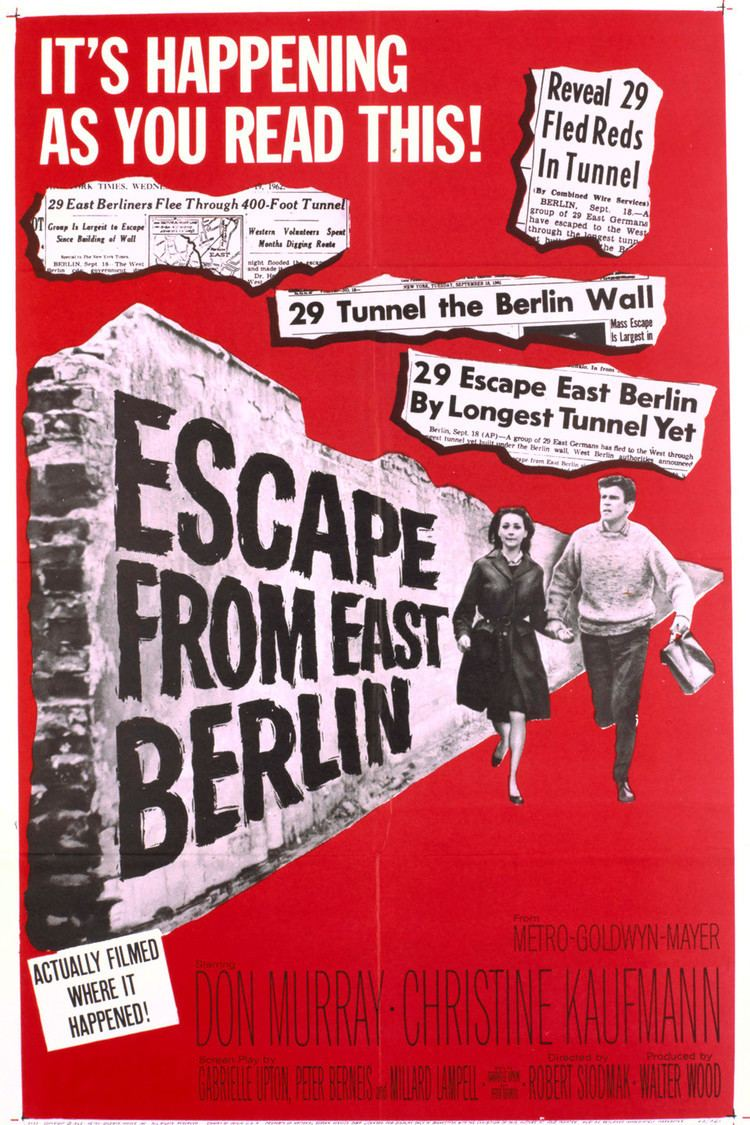 Escape from East Berlin wwwgstaticcomtvthumbmovieposters7683p7683p
