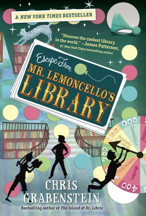 Escape from Mr. Lemoncello's Library t3gstaticcomimagesqtbnANd9GcRqg9wVDsRPrVt9P