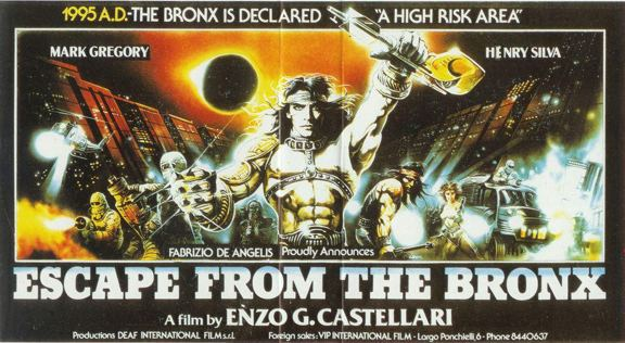Escape from the Bronx wwwbadazzmofocomwpcontentuploads201205esca