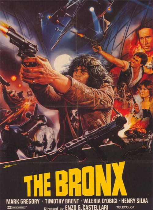 Escape from the Bronx Escape from the Bronx Enzo G Castellari 1983 SciFiMovies