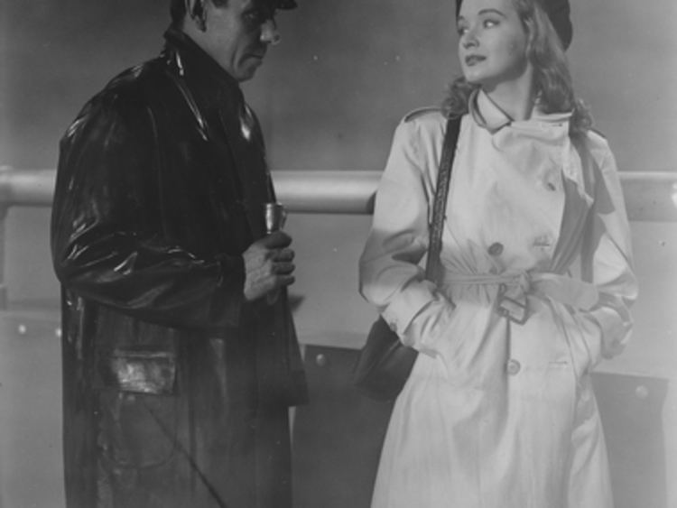 Escape in the Fog Escape in the Fog 1945 Directed by Budd Boetticher credited as