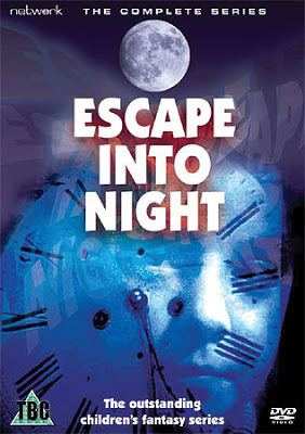 Escape Into Night Cathode Ray Tube ESCAPE INTO NIGHT The Complete Series