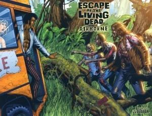 Escape of the Living Dead Escape of the living dead Comics Download Free Comics