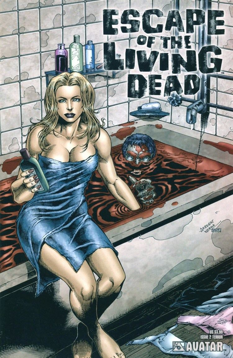 Escape of the Living Dead Escape of the Living Dead 2 Comic Espaol YouTube