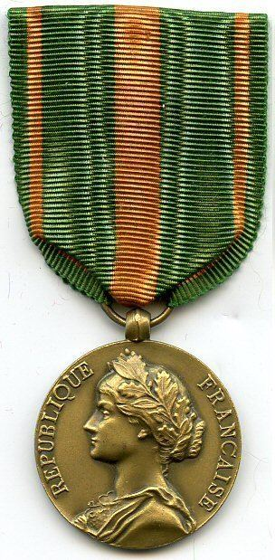 Escapees' Medal