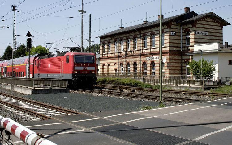 Eschhofen station