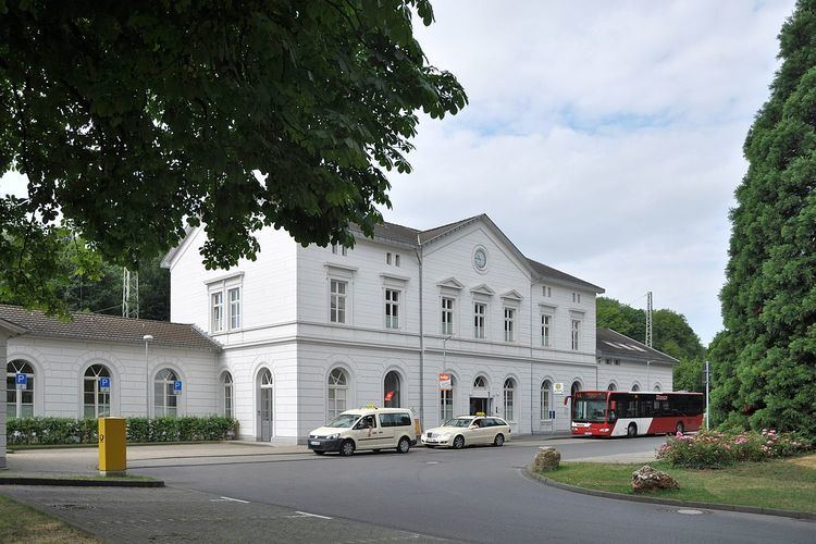 Eschweiler Hauptbahnhof