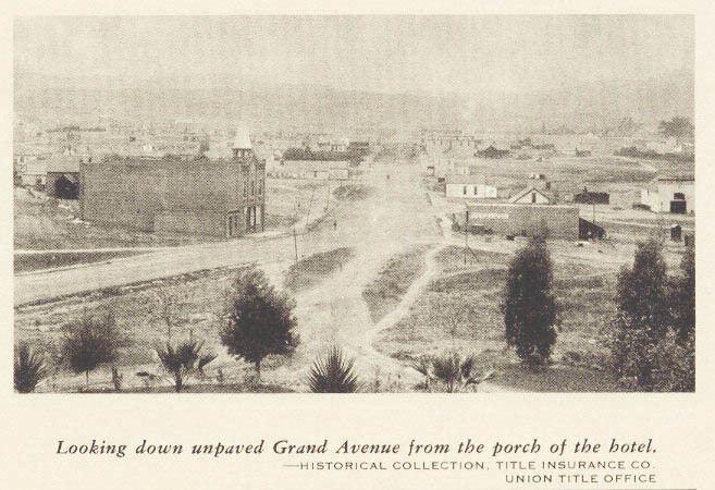 Escondido, California in the past, History of Escondido, California