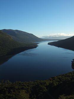 Escondido Lake httpsuploadwikimediaorgwikipediacommonsthu