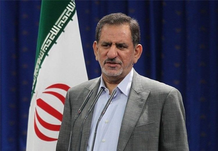 Eshaq Jahangiri Jahangiri Corruption could not be fought from behind the