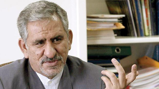 Eshaq Jahangiri PressTV Rohani appoints Jahangiri as Iran39s first vice