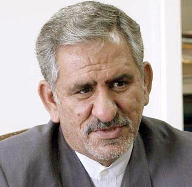 Eshaq Jahangiri Eshaq Jahangiri appointed Iran39s first vice president